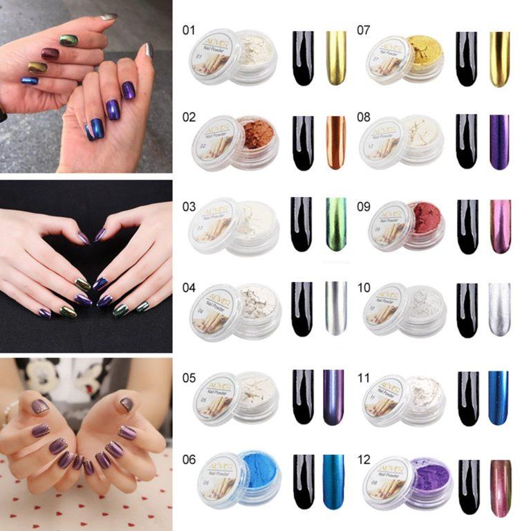 nail-art-glitter-sponge