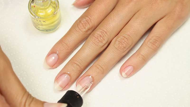 aceite para uñas y cuticulas