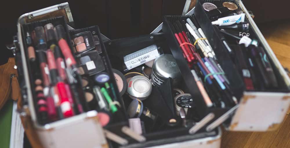 maletin de maquillaje